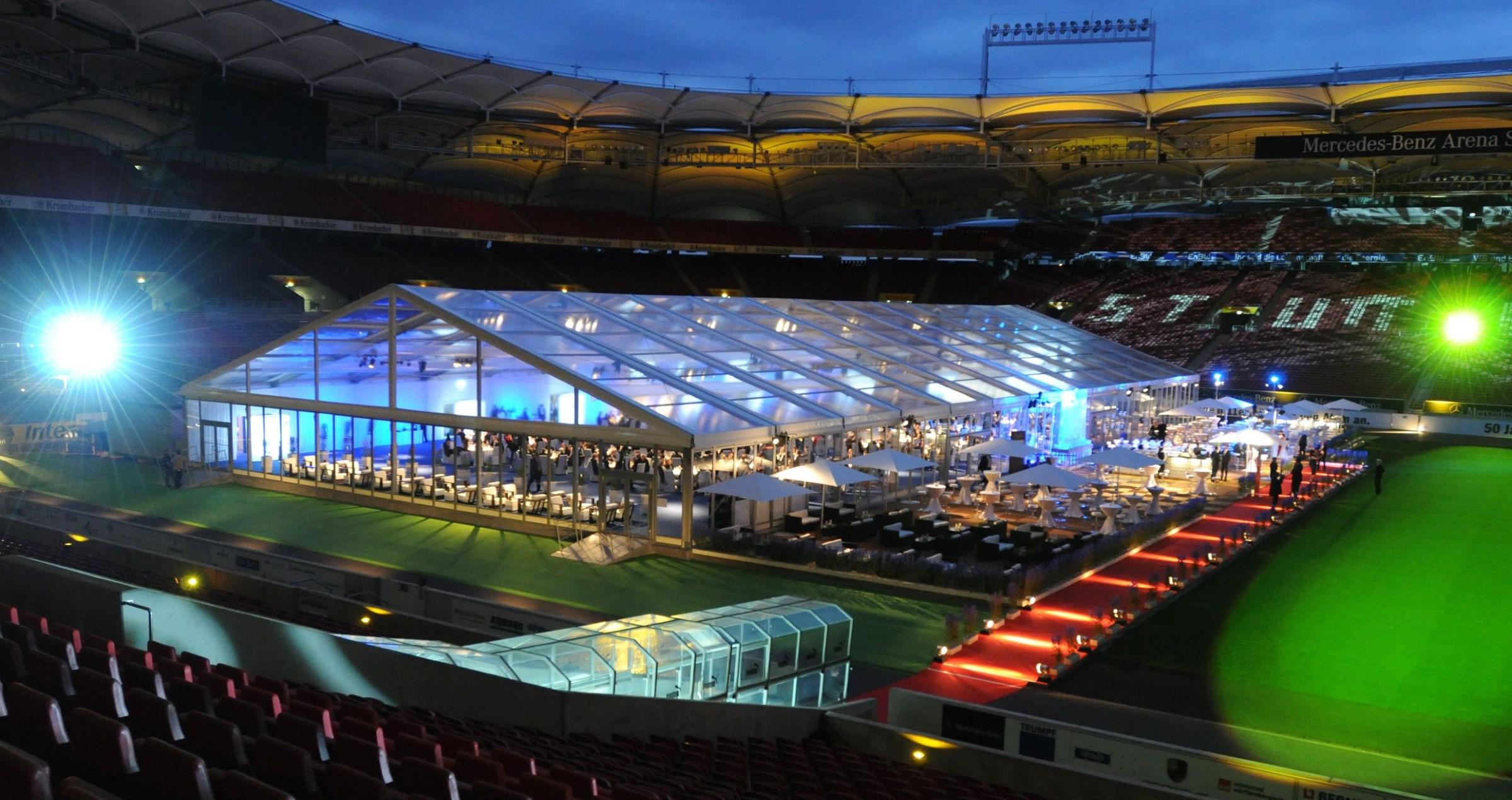Mercedes benz arena in stuttgart der eventplaner for Mercedes benz stadium events