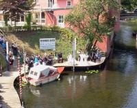 Kulturhafen Riverboat Hafen Trauung