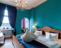 Schlosshotel Steinburg Bett 4