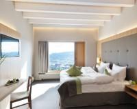 Schlosshotel Steinburg Bett 3