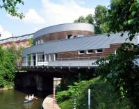 Kulturhafen Riverboat Quer