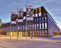 Stadthalle Reutlingen Gebäude