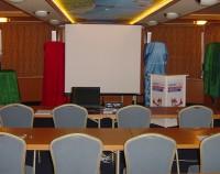 Rössler Linie Eventschiff Präsentation