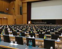 Stadthalle Reutlingen Tische 3