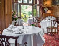 Schlosshotel Kronberg Restaurant