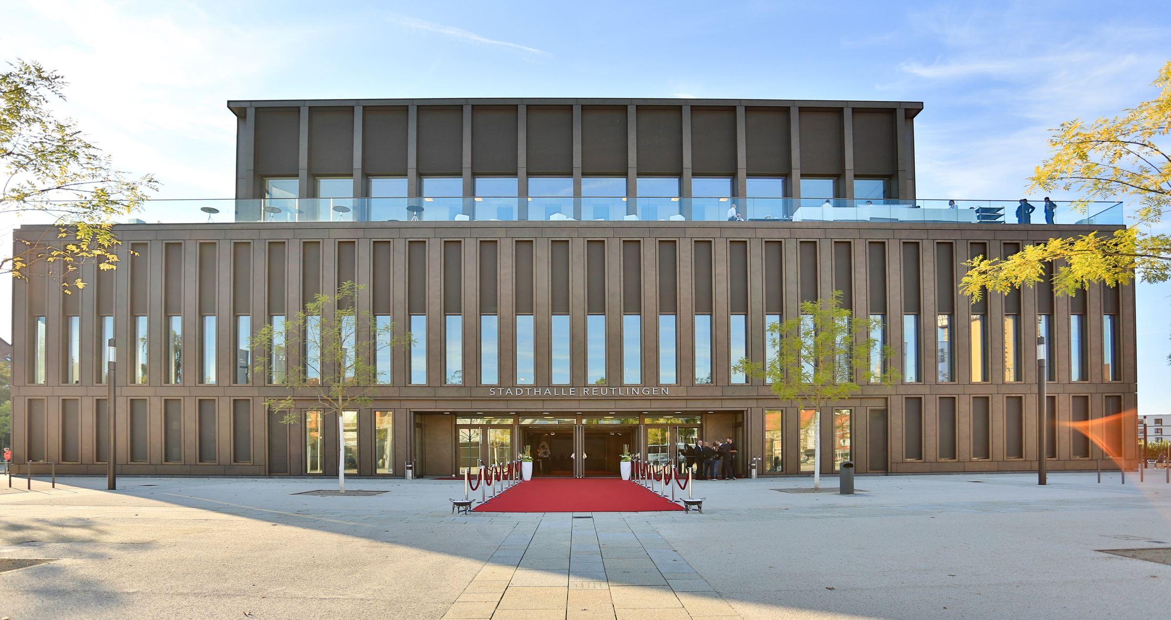 Stadthalle Reutlingen Gebäude 2