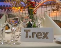 Senckenber T.Rex Tisch