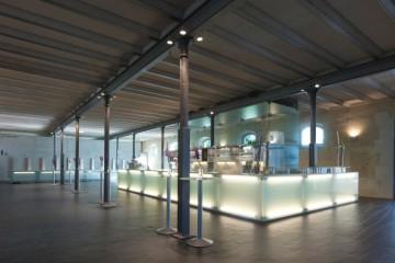 Foyer Veranstaltungsforum 4