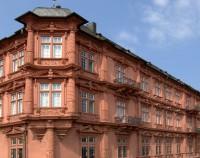 Aussenansicht Kurfürstliches Schloss Mainz