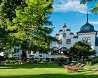 Aussenansicht neu Hotel Kronenschlösschen