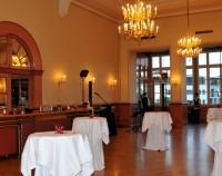 Fürstensaal Stehtische Musikhalle Ludwigsburg
