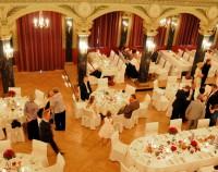 Festsaal Bankett Musikhalle Ludwigsburg rund