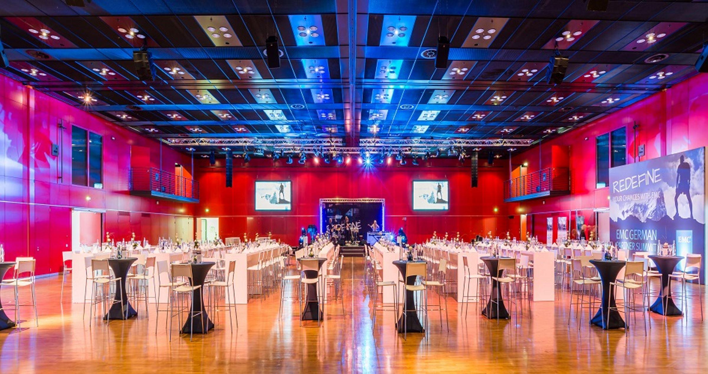 Gutenberg Saal 2 Rheingoldhalle