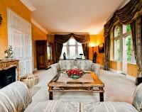 Hotel Kronenschlösschen Aufenthaltsraum