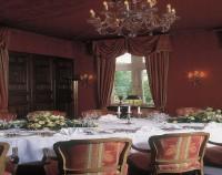 Rotersalon Hotel Kronenschlösschen