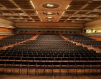 Kongress Saal sehr Gross Rheingoldhalle
