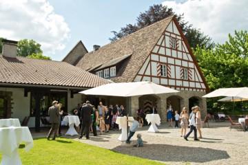 Hotel Schloss Heinsheim Aussenansicht
