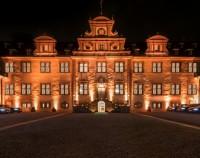 Schloss Ehreshofen Nacht