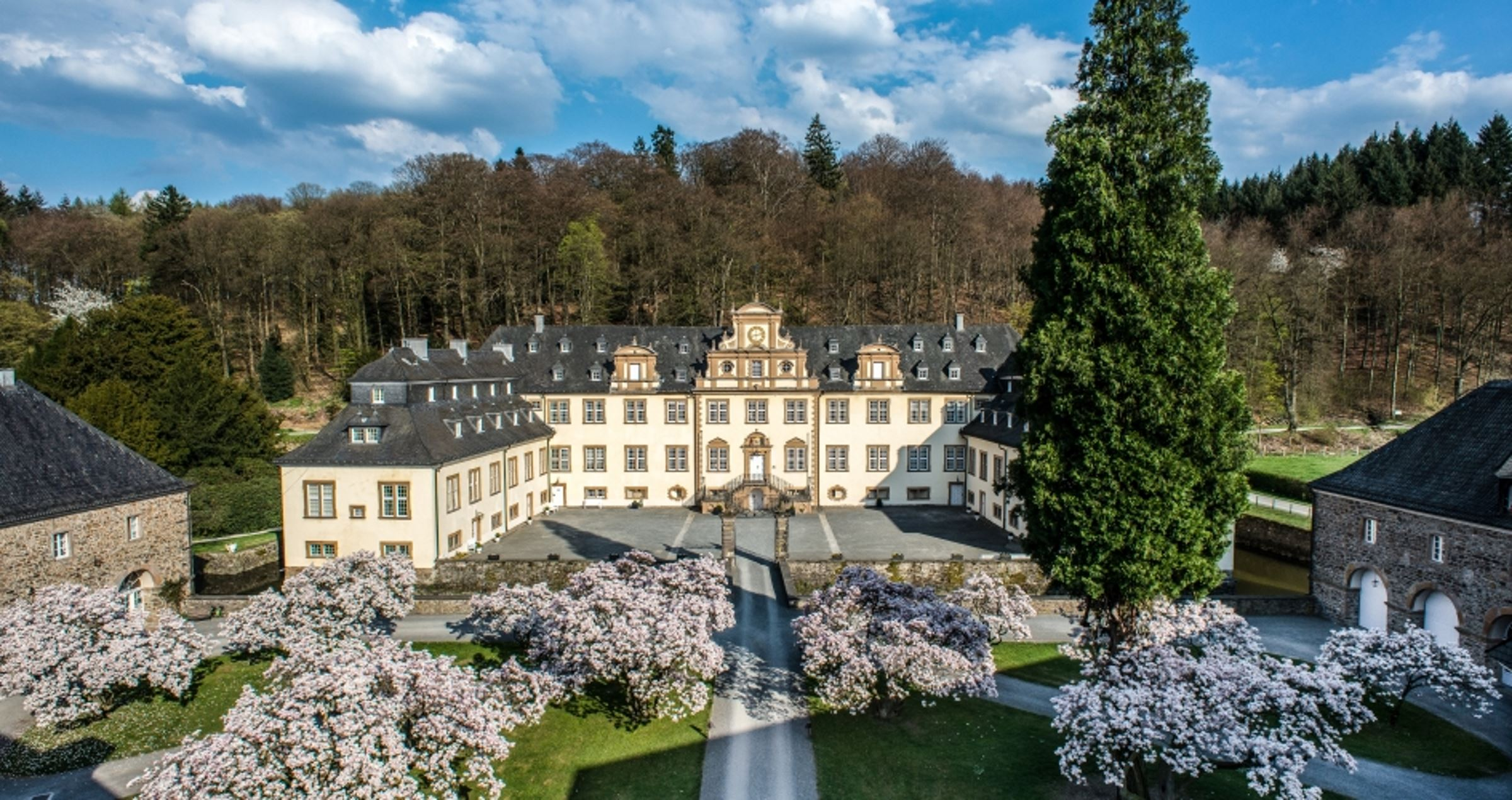 Schloss Ehreshofen Gebäude