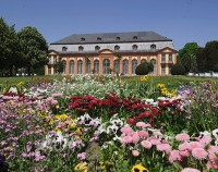 L'Orangerie Aussen Frühling