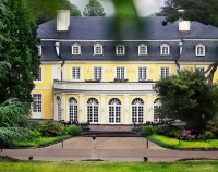 Redoute Garten Terrasse