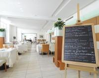 Restaurant Eingang L'Orangerie
