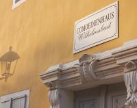 Comoedienhaus Logo Aussen