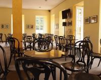 Comoedienhaus Stühle