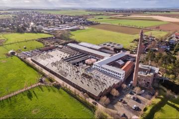 Alte Tuchfabrik Kachel