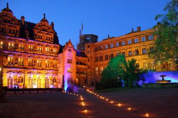 Heidelberger Schloss KAchel