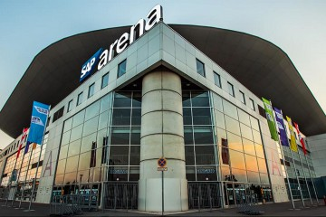 SAP Arena Kachel