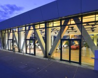Porsche Museum Außen