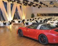 Porsche Museum Porsche Rot
