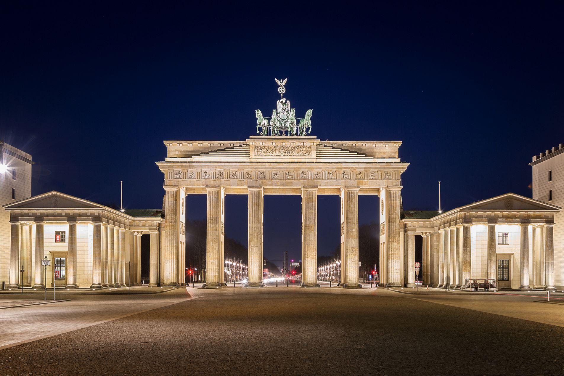 Deutschland Kachel