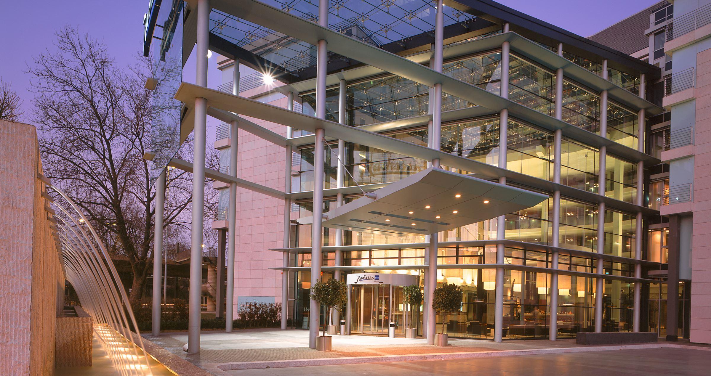 Radisson Blu Hotel Location In K 246 Ln Der Eventplaner