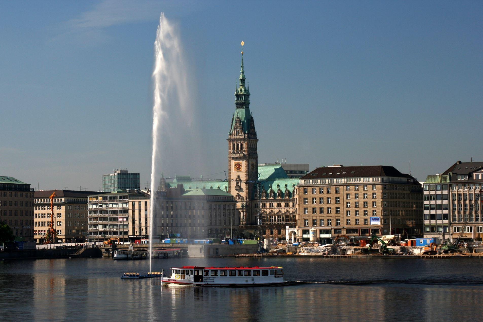 Hamburg Kachel
