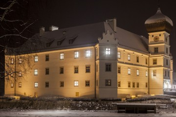 Schloss Hohenkammer Kachel