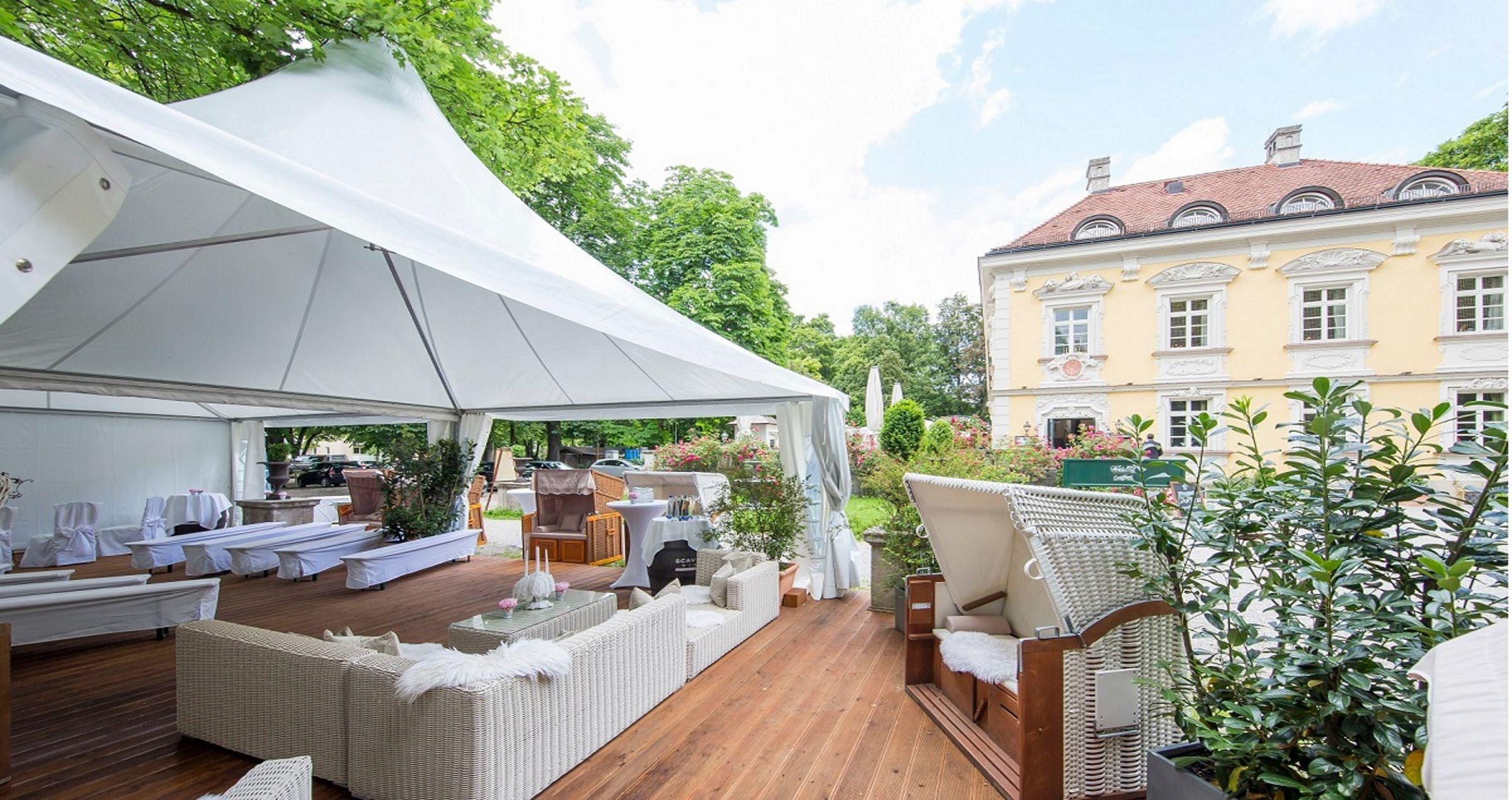 Bamberger Haus in München Eventlocation Der